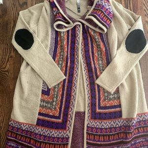 Kenzie Long Cardigan Sweater